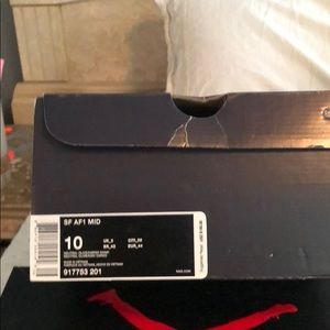 Men's Nike SF Air Force 1 MID